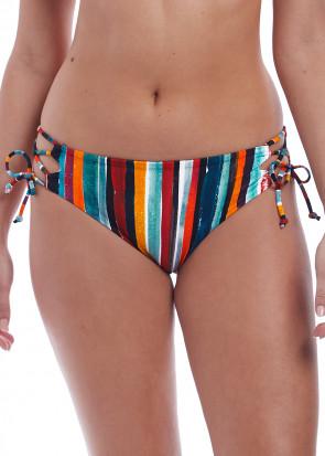Freya Swim Bali Bay bikiniunderdel med sidknytning XS-XL multi
