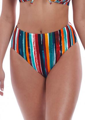 Freya Swim Bali Bay bikiniunderdel med hög midja XS-XXL multi