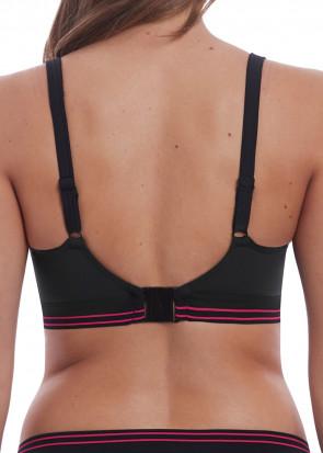Freya Swim Club Envy vadderad bikiniöverdel D-L kupa grön