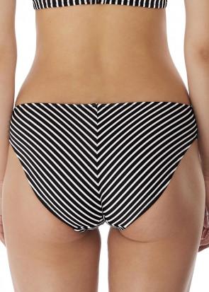 Freya Swim Beach Hut bikiniunderdel brief XS-XXL svart