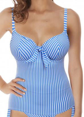 Freya Swim Beach Hut tankini D-L-kupa blå