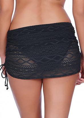 Freya Swim Sundance bikiniunderdel med kjol XS-XL svart