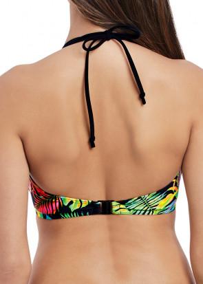 Freya Swim Electro Beach Tropical halter bikini C-H kupa
