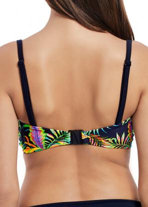 Freya Swim Electro Beach Tropical bandeau bikini B-I kupa