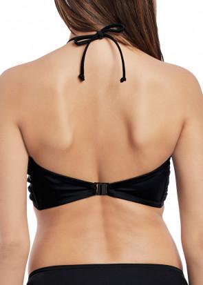 Freya Swim Mariachi bandeau bikiniöverdel B-I-kupa svart