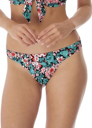 Freya Swim Water Meadow bikiniunderdel låg täckning XS-XL mönstrad