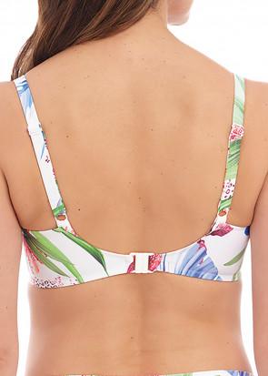 Fantasie Swim Santa Catalina bikiniöverdel heltäckande D-M kupa mönstrad