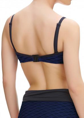 Fantasie Sarasota bandeau bikiniöverdel D-I kupa Blå