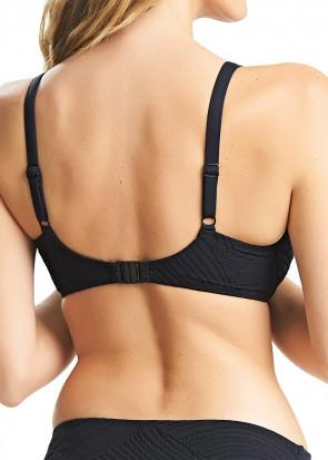 Fantasie Swim Ottawa formpressad bikiniöverdel D-I kupa svart