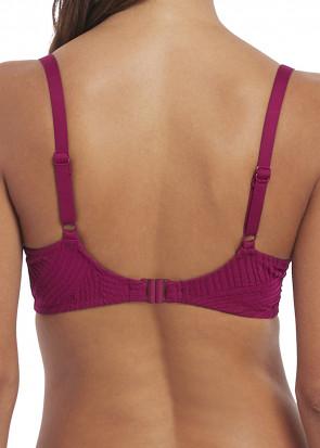 Fantasie Swim Ottawa formpressad bikiniöverdel D-G kupa lila