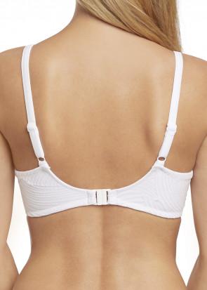 Fantasie Swim Ottawa formpressad bikiniöverdel D-I kupa vit