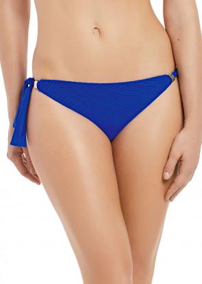 Fantasie Swim Ottawa bikiniunderdel med sidknytning XS-XXL blå