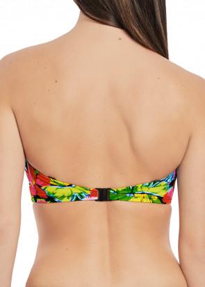 Fantasie Swim Santa Barbara bikinibandeau D-I kupa mönstrad