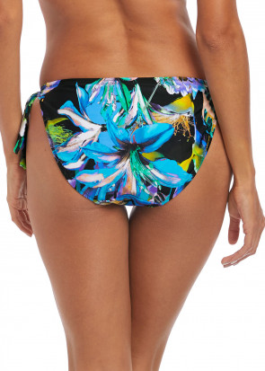 Fantasie Paradise Bay Aqua bikiniunderdel med sidknytning XS-XL multi