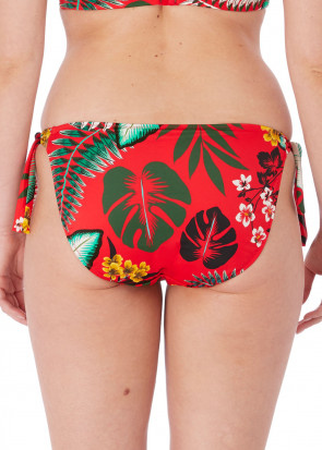 Fantasie Swim Vilamoura bikiniunderdel med sidknytning XS-XL mönstrad