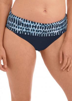 Fantasie Swim Kotu bikiniunderdel med vikbar kant S-XXL mönstrad