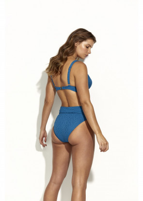 Panos Emporio Diva Theia bikiniöverdel 36-42 blå