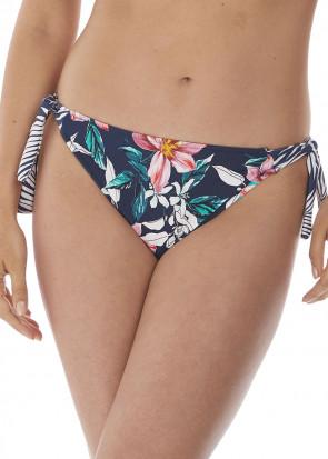 Fantasie Swim Port Maria bikiniunderdel med sidknytning XS-XL mönstrad