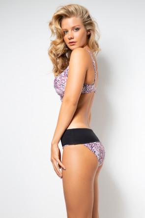 Panos Emporio Safari Electra bikiniöverdel D-G-kupa multi