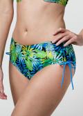 Abecita Garden bikiniunderdel hipster 36-46 svart/blå