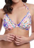 Freya Swim Indio bikiniöverdel D-H kupa mönstrad