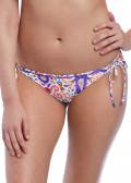 Freya Swim Indio bikiniunderdel med sidknytning XS-XL mönstrad