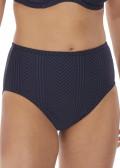 Fantasie Swim Long Island bikiniunderdel med hög midja S-XXL blå