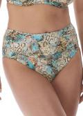 Fantasie Swim Manila bikiniunderdel med hög midja S-XXL mönstrad