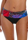 Fantasie Swim Monte Cristi bikiniunderdel med vikbar kant S-XXL mönstrad