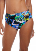 Fantasie Swim Paradise Bay bikiniunderdel brief S-XXL aqua multi