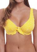 Freya Swim Beach Hut bikiniöverdel D-M kupa gul