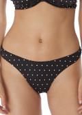 Freya Swim Jewel Cove bikiniunderdel låg täckning XS-XL svart