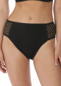 Freya Swim Urban Night bikiniunderdel hög skärning XS-XXL svart