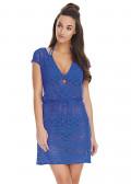 Freya Sundance Strandklänning S-L blå