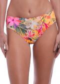 Fantasie Swim Anguilla bikiniunderdel brief XS-XXL mönstrad gul
