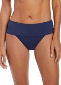 Fantasie Swim Marseille bikiniunderdel med vikbar kant S-XXL blå