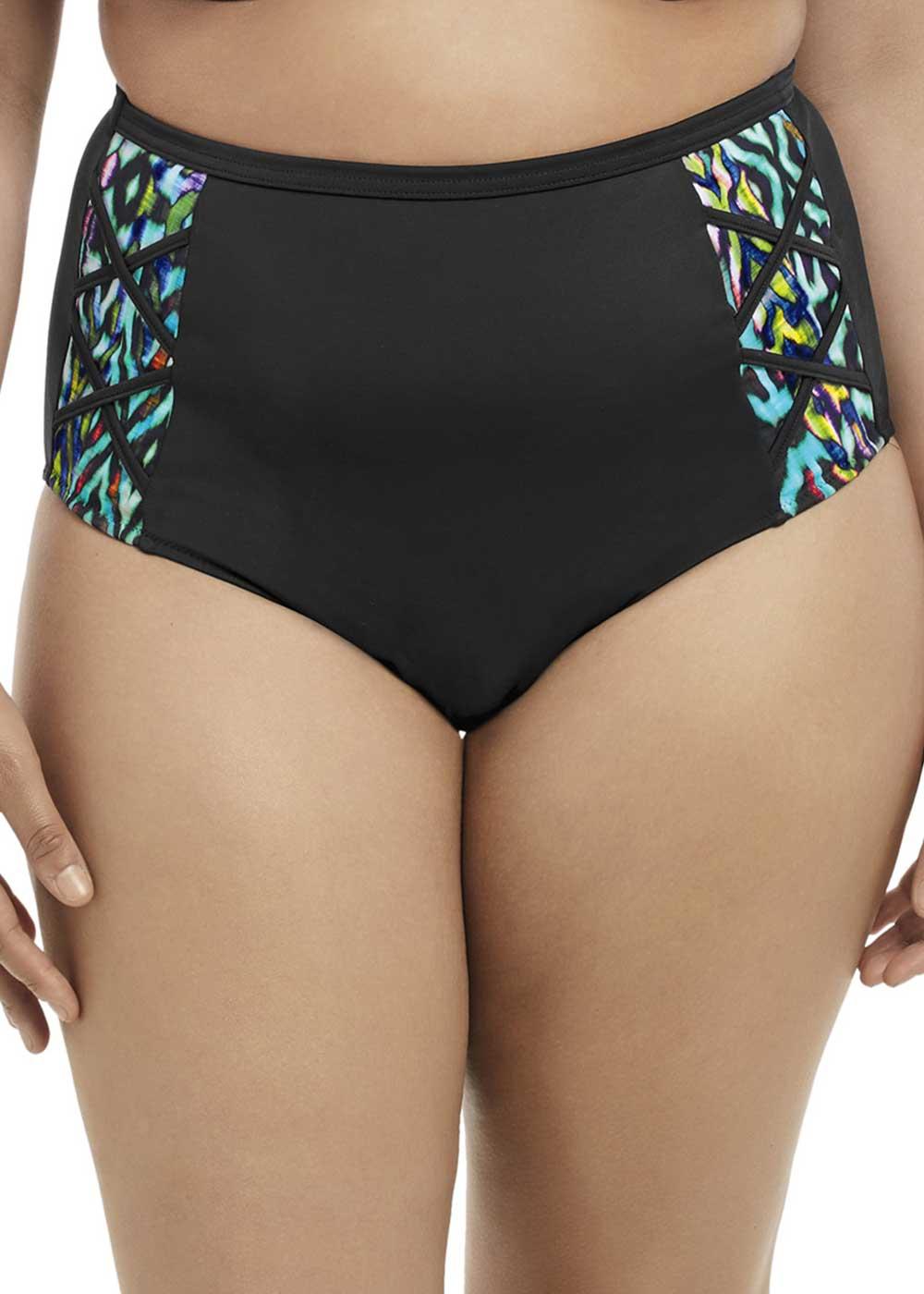 d9dd96ee Elomi Swim Tribal Instinct Classic Brief Bikiniunderdel 42-52 mönstrad -  Beachwear.se